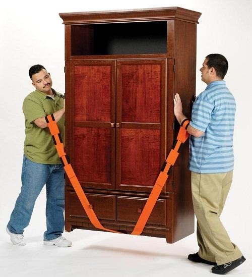 damaging furniture