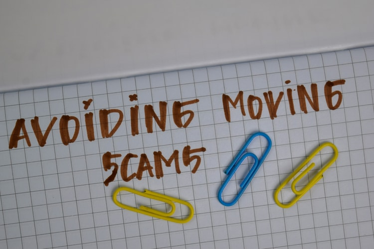 Scam-Movers