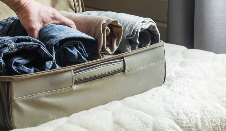 Military_Roll_Packing_ clothes Method