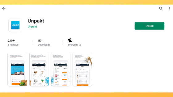 Unpakt-Moving-Apps-compare-moving-companies