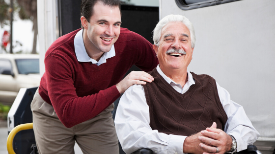 Elderly Parents  ready to Move