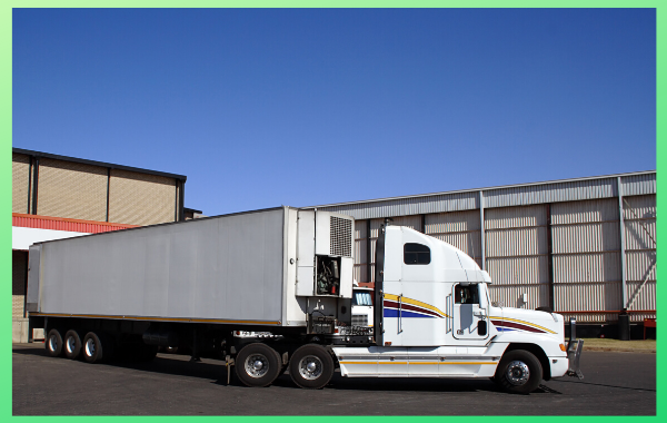 Commercial Storage Container Service