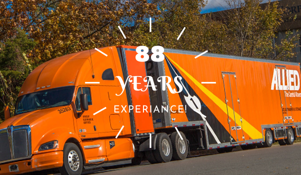 moving companies Allied Van Lines