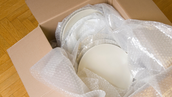 How Do You Pack China Dish for Moving?