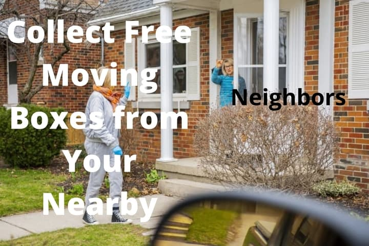 From Your Neighbors