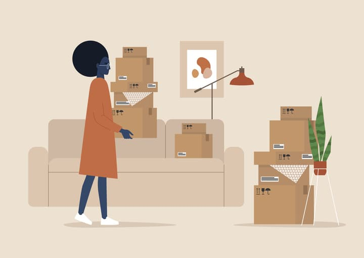 best places to get free moving boxes