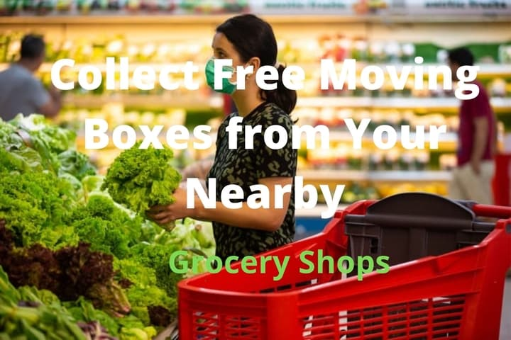 grocery shops