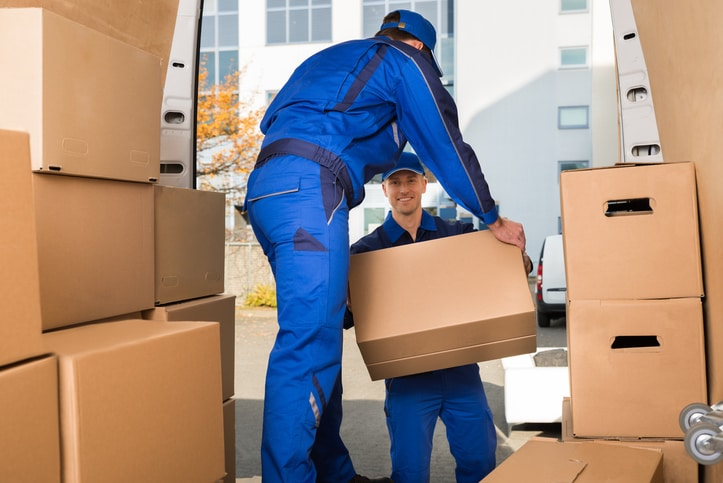 how much do movers cost for a 2 bedroom apartment